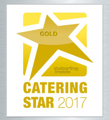 CateringStar 2017 gold