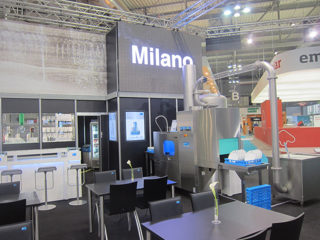 MEIKO at HOST with innovations in warewashing technology